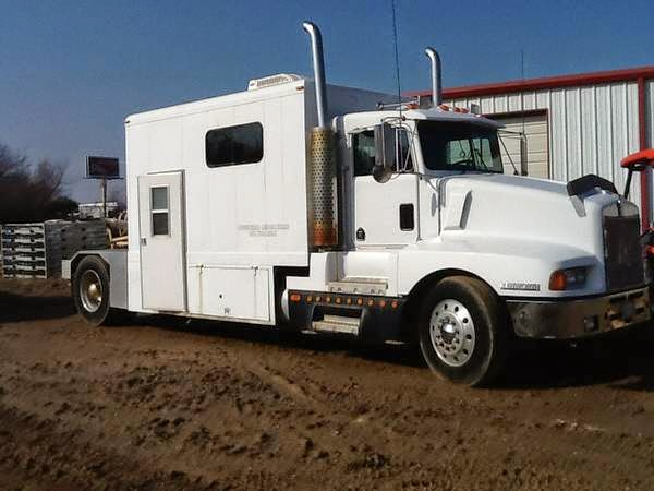 Used Rvs 1989 Kenworth Racing Toterhome For Sale For Sale By Owner