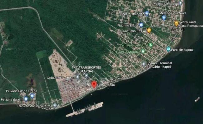 Coamo projeta novo porto no Norte de Santa Catarina