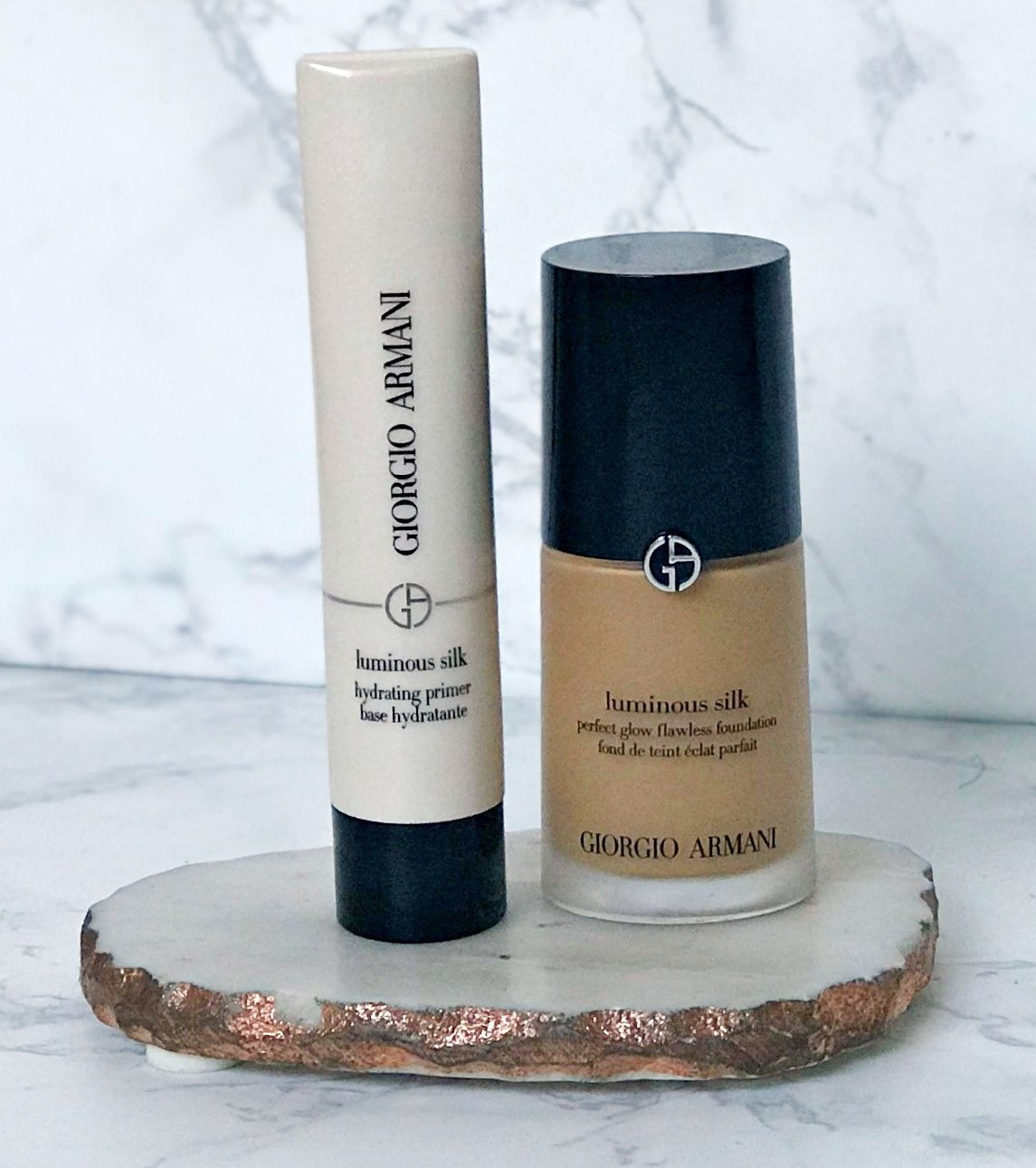 Giorgio Armani Luminous Silk, Giorgio Armani Luminous Silk Hydrating Primer Review