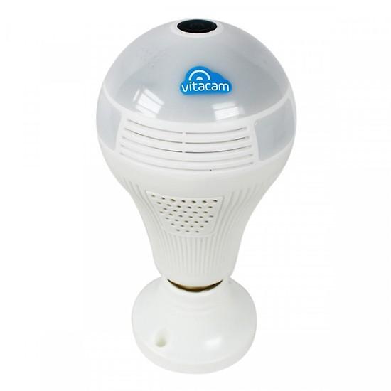 Camera IP không dây Bóng Đèn Vitacam VR960 Siêu nét 1.3mpx HD 960P