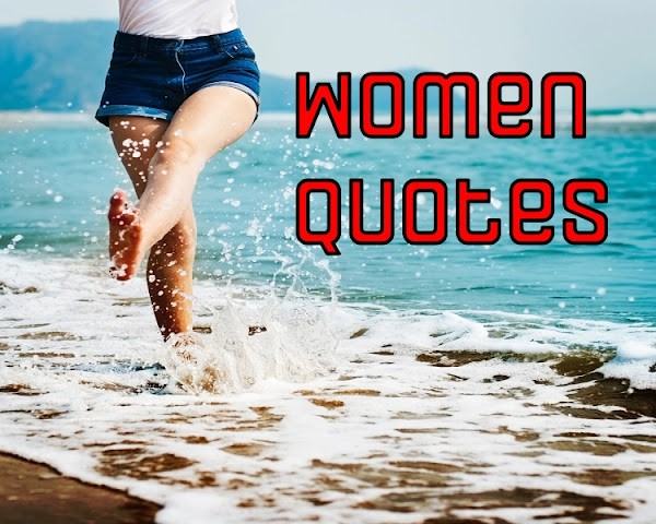Women Quotes - Chapter 14