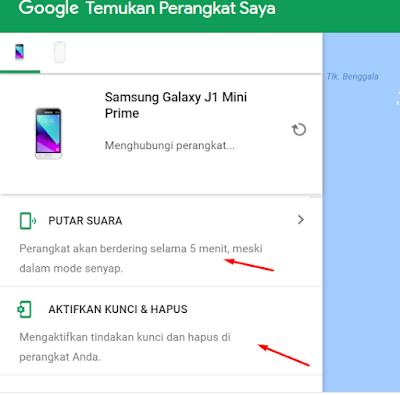 Cara Melacak HP Android Hilang Dengan Menggunakan Email 100% Work