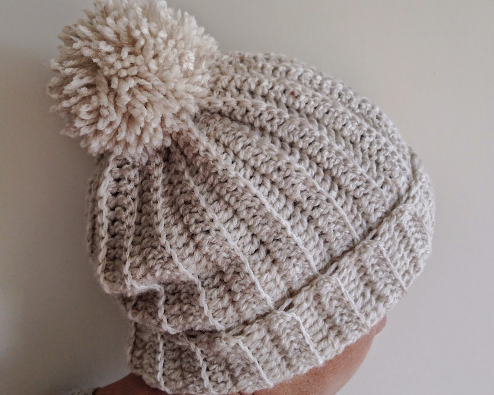 fd0f0f8ad loved handmade: the ribbed beanie..a pattern