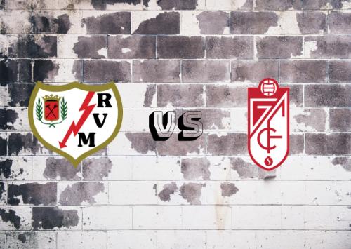 Rayo Vallecano vs Granada  Resumen