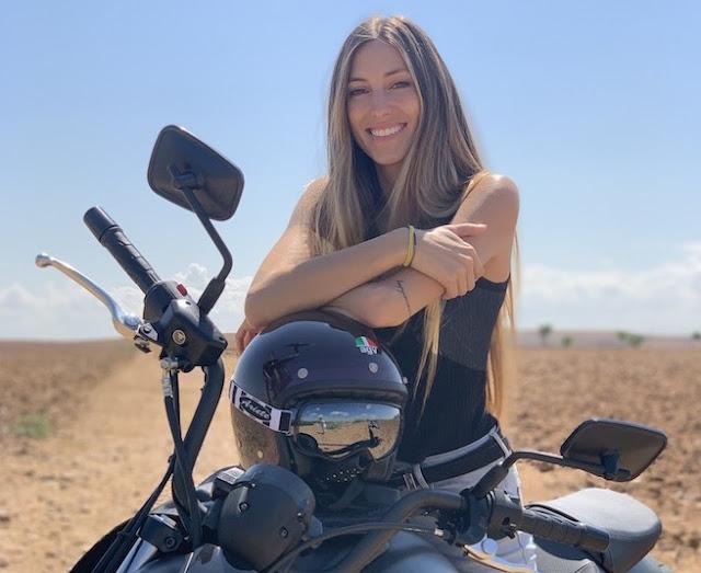 Le interviste di Giri in moto: Bea Eguiraun
