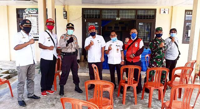 Peringati hari Bhayangkara Ke-74, Pengurus APDESI Kecamatan Sekincau Beri Ucapan
