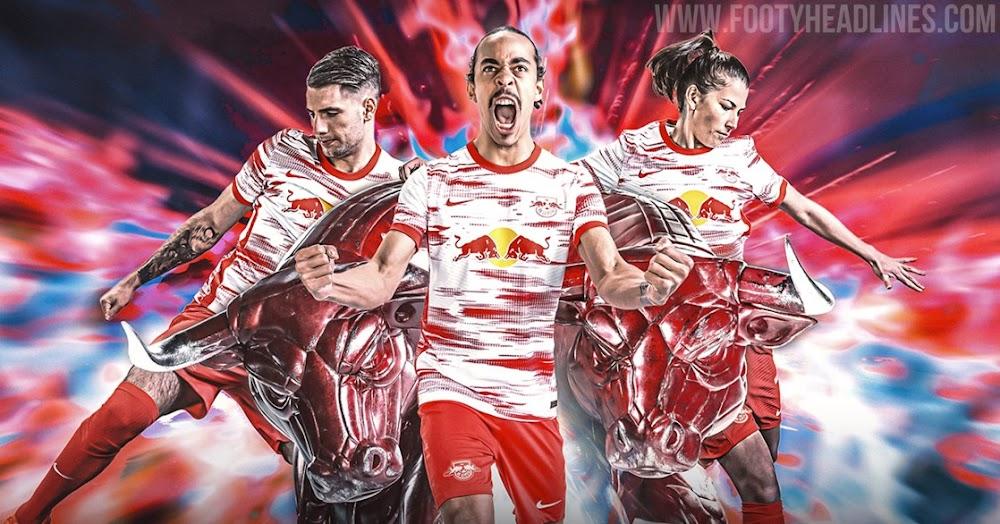 RB Leipzig 21-22 Home Kit Released - Footy Headlines