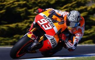 MotoGP Austin 2016: Marquez Tercepat Latihan Bebas FP1, Rossi Ketujuh