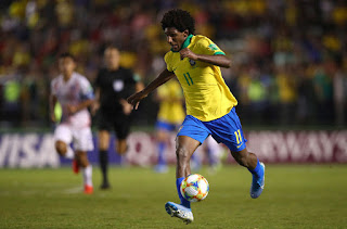 Liverpool reportedly make move for Brazilian sensation Talles Magno