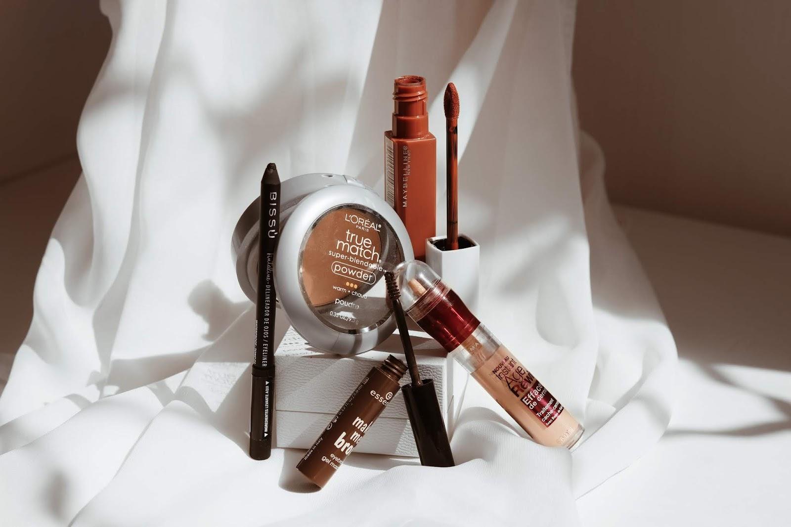 drugstore makeup that never fails