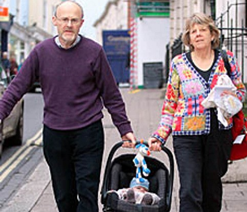 Image: Britain's oldest mother takes parenthood in her stride | Standard.co.uk