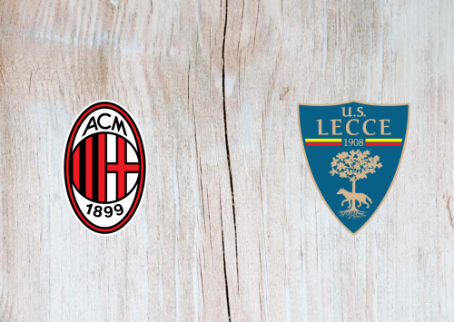 Milan vs Lecce -Highlights 20 October 2019
