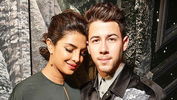 Nick Jonas e Priyanka Chopra comemoram aniversário de um ano