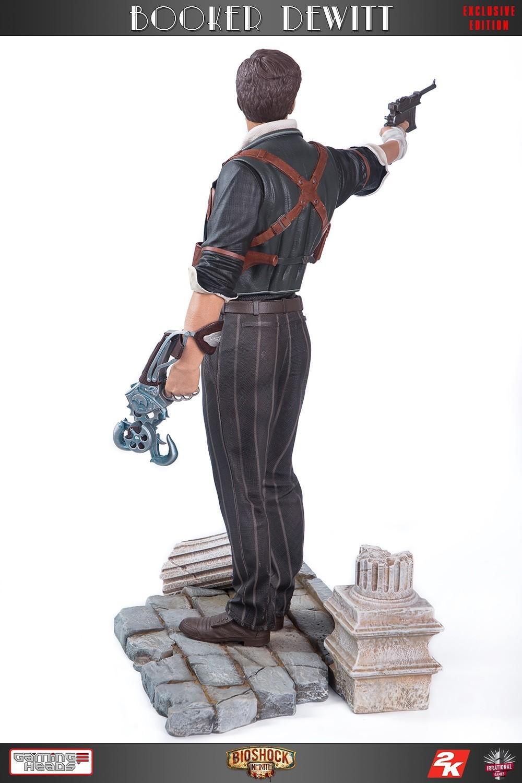 Bioshock Infinite Booker DeWitt