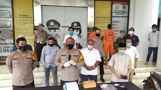 Keroyok Begal Motor hingga Tewas, Dua Warga Ditangkap Polisi, Terancam 5 Tahun Penjara