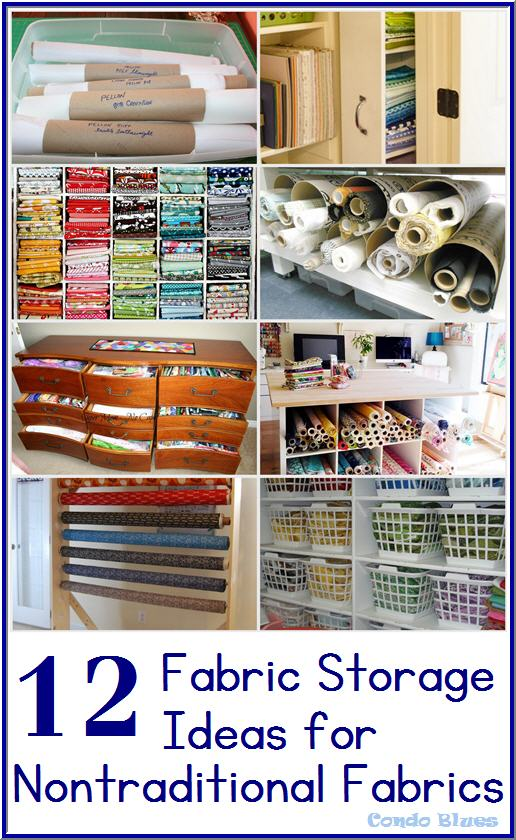 Pin These Clever Fabric Organizer Ideas For Later!