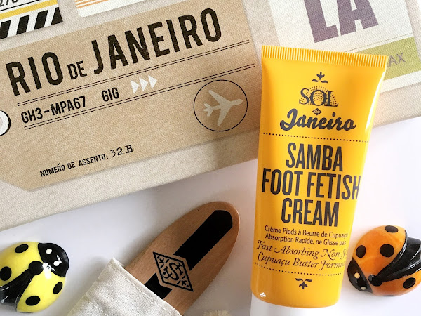 Sol de Janeiro Samba 2-Step Foot Fetish Care (review)