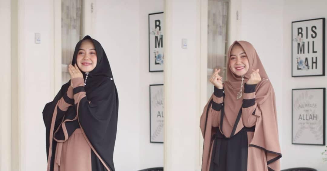 Review Tampil Semakin Cantik Dengan Gamis By Aku Karissa