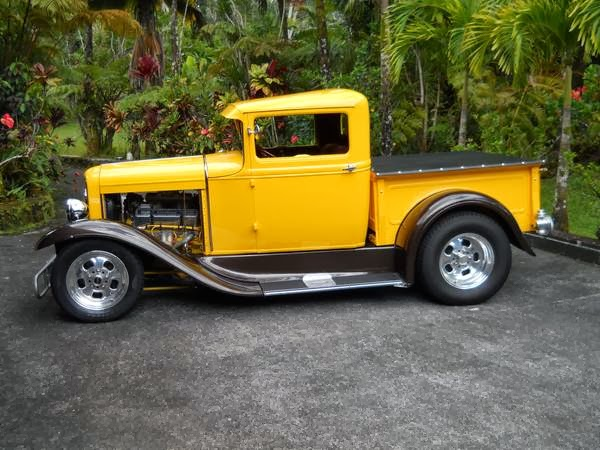 Ford American Classic Truck on 1954 Chevy Truck Engine