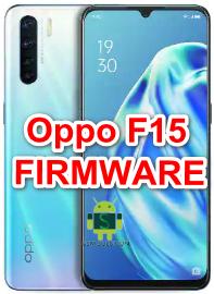 Oppo F15 CPH2001 Offical Stock RomFirmwareFlash file Download