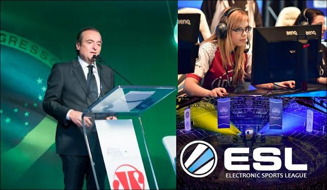 Radio Jovem Pan e ESL Brasil