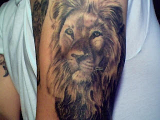 50+ Best Lion Tattoo Collection – part2