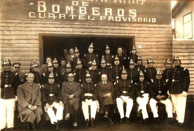 Primera Compañía de Bomberos de Osorno cumple 156 años de vida
