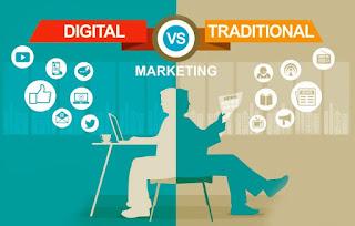 Publicidad digital vs Medios tradicionales