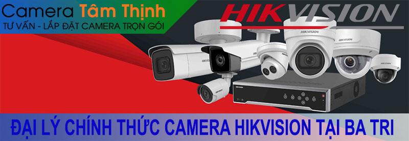 Tư vấn lắp đặt camera hikvision tại ba tri bến tre