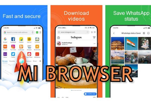 Mi Browser - Ο νέος γρήγορος browser της Xiaomi με ενσωματωμένο Facebook