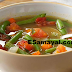 கேரட் பீன்ஸ் சூப் செய்வது | Making Carrot Beans Soup Recipe !