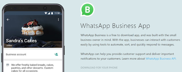 Download WhatsApp Business 2020 Latest Version