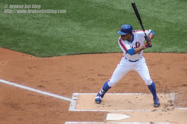 The Mets Lineup. Leadoff: Reyes Or Granderson?