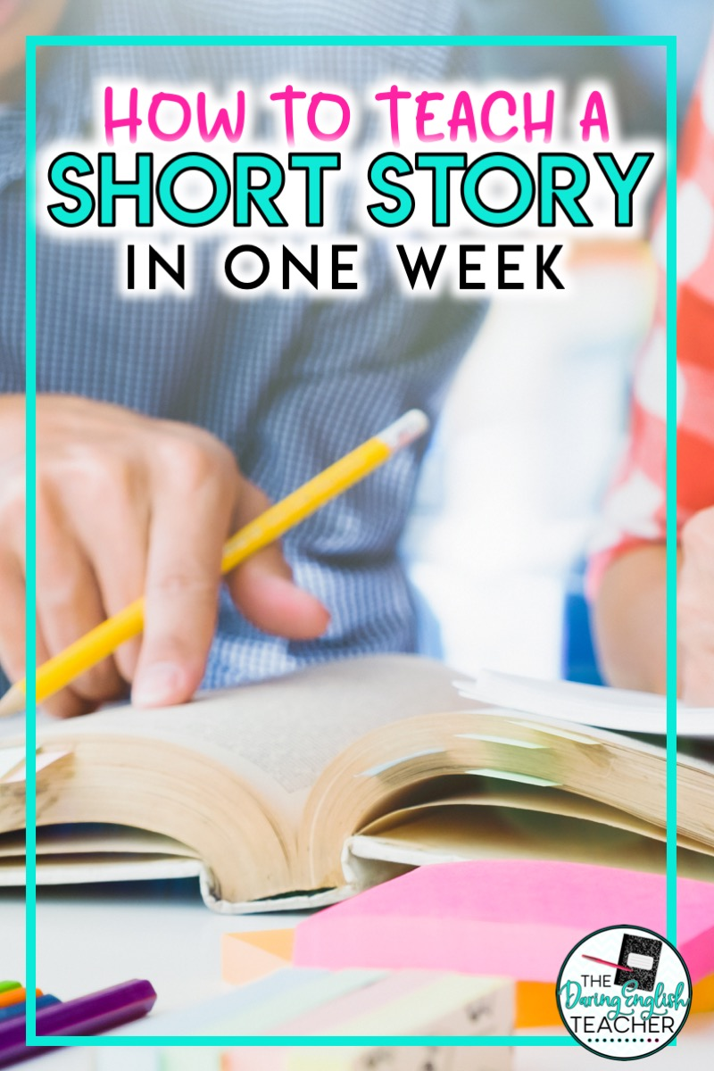 Teaching Short Stories with a Close Reading Perspective  The
