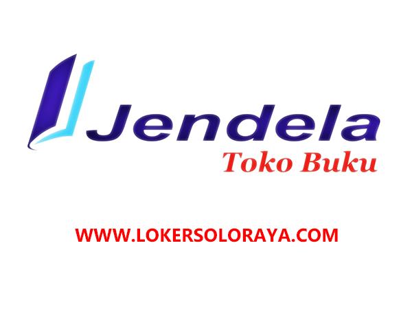 Lowongan Kerja Klaten April 2021 Di Jendela Bookstore Portal Info Lowongan Kerja Terbaru Di Solo Raya Surakarta 2021