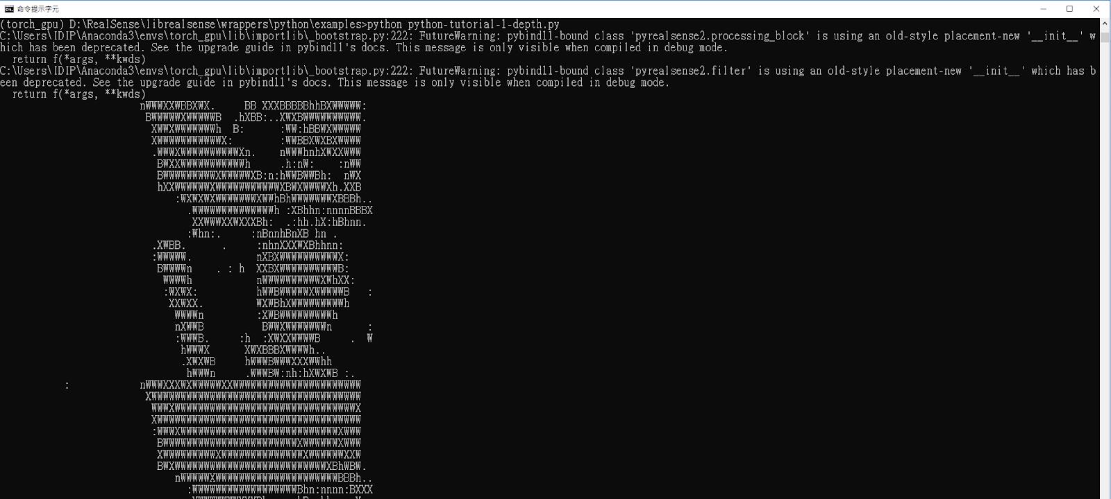 生活。食。玩。學: [筆記][電腦] Anaconda 安裝Intel RealSense