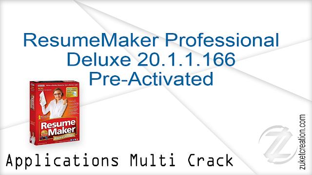 resume maker professional crack download