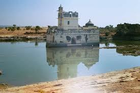 Rani Padmini Mahal Chittorgarh