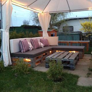 beautiful ideas Pallet for garden