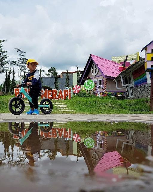Outbound Bhumi Merapi