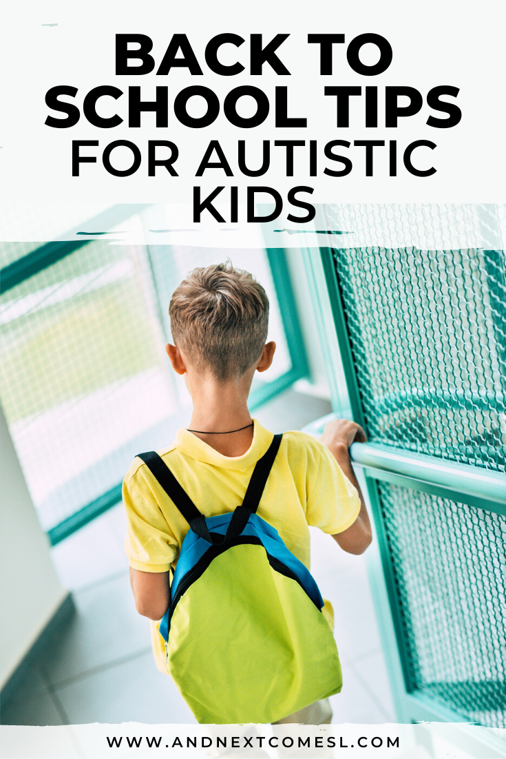 Autism and schools: 15 awesome back to school tips for autistic kids and their parents
