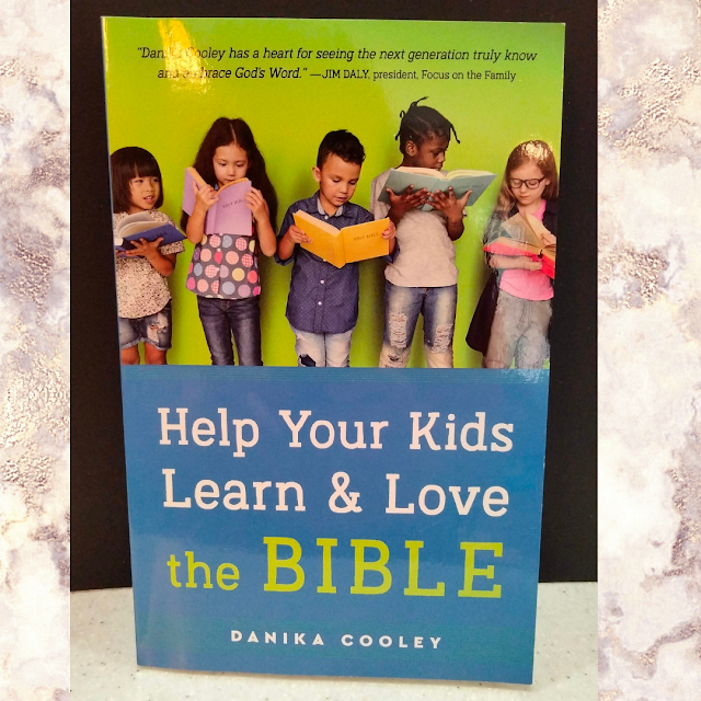 book cover of Help Your Kids Learn & Love the Bible