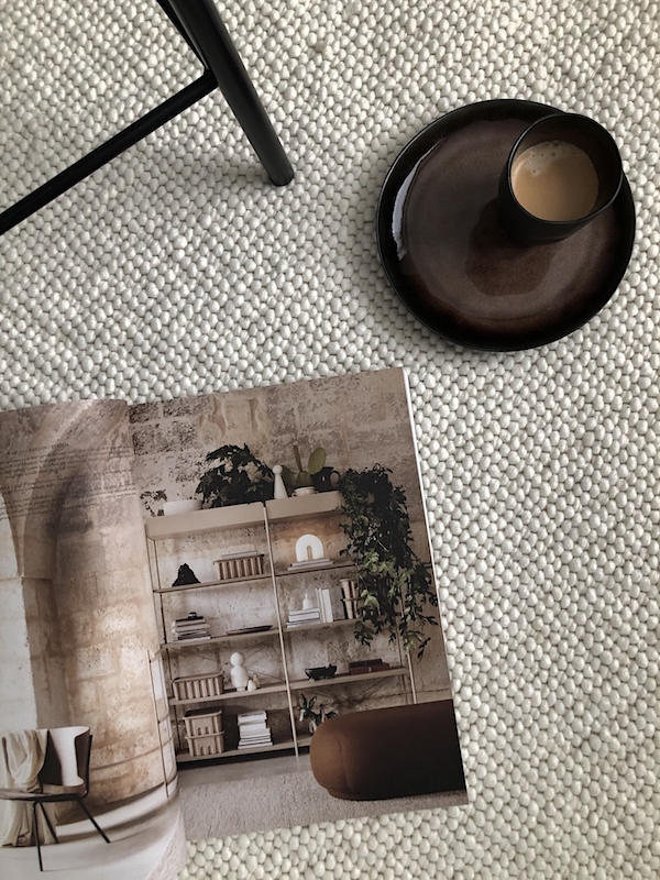 A new rug for my home | Tisca Olbia Collection
