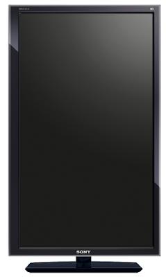 "Sony's new ""Portrait"" TV"