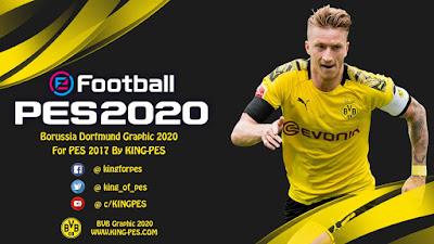 PES 2017 Graphic Menu Borussia Dortmund