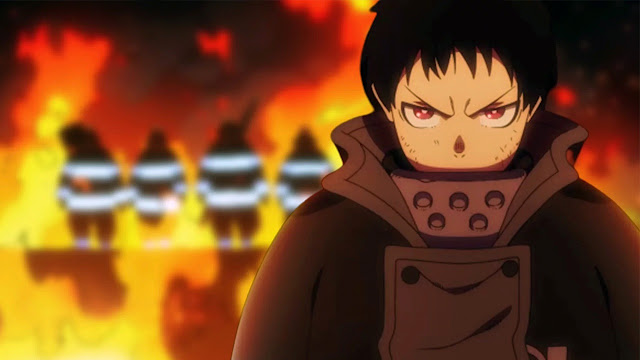 Anime Fire Force tendrá segunda temporada en 2020