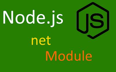 node.js net module