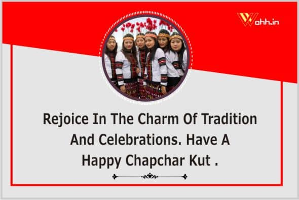 Chapchar Kut Status For Whatsapp