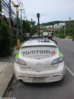 Google on Samui