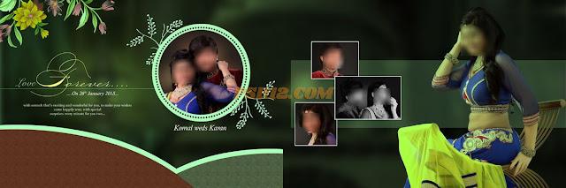 Wedding album 12x36 karizma dm PSD Vol-6